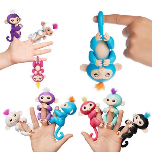 Игрушка Fingerlings Monkey